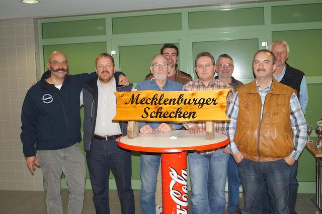 Mecklenburger Schecken Veranstaltung