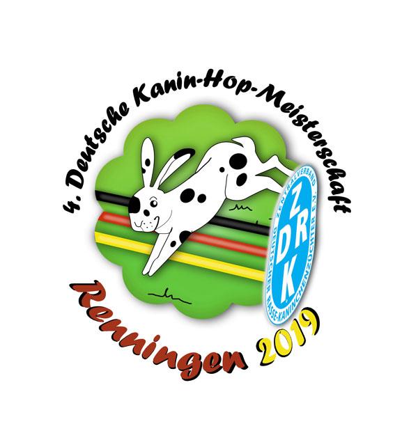 deutsche kanin hop meisterschaft logo