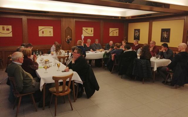 Jahreshauptversammlung in Lemgo-Hörstmar